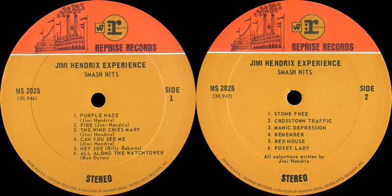 Discographie : Rééditions & Compilations - Page 5 RepriseMS2025-SmashHitsposterenclosedLabel
