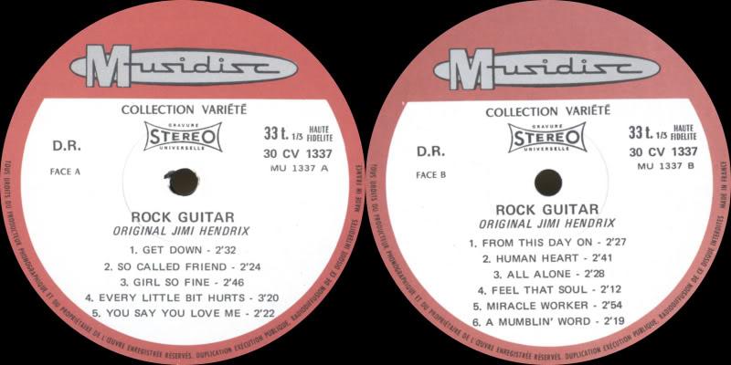 Discographie : Enregistrements pré-Experience & Ed Chalpin  - Page 2 RockGuitarLabel