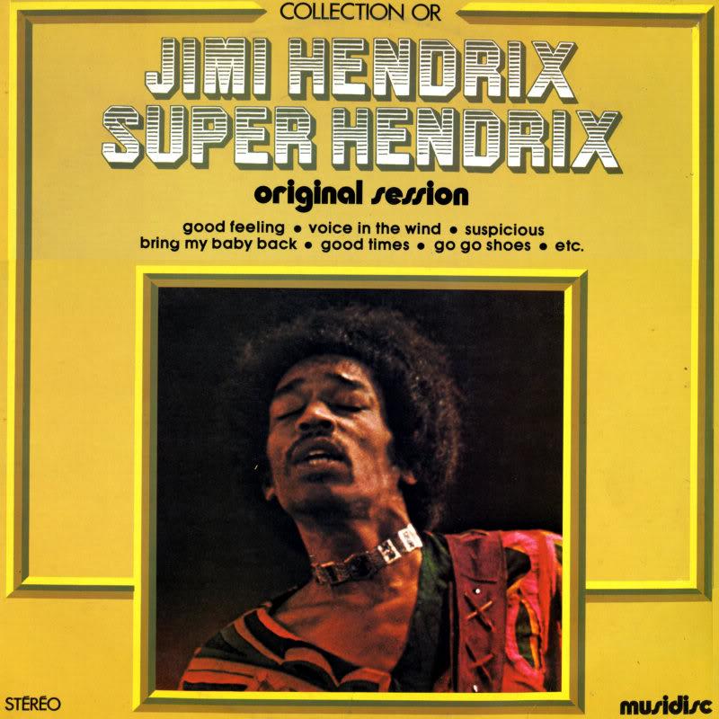 Discographie : Enregistrements pré-Experience & Ed Chalpin  - Page 2 SuperHendrix1