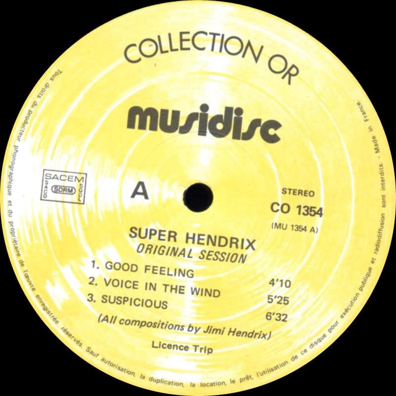 Discographie : Enregistrements pré-Experience & Ed Chalpin  - Page 2 SuperHendrix3
