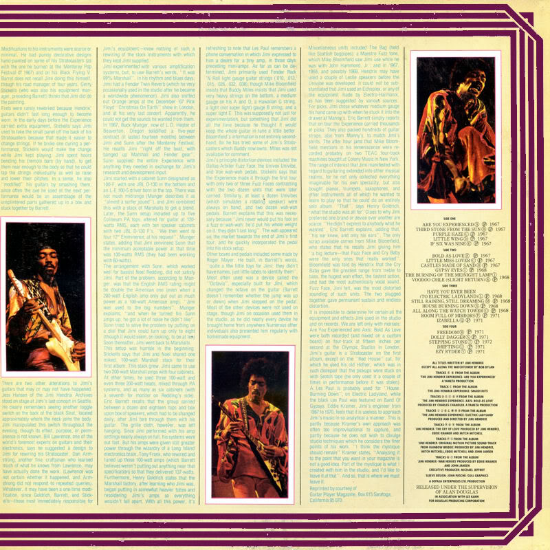 Discographie : Rééditions & Compilations - Page 4 TheEssentialRepriseInsidedroite