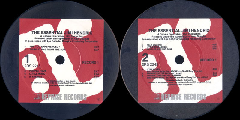 Discographie : Rééditions & Compilations - Page 4 TheEssentialRepriseLabel1