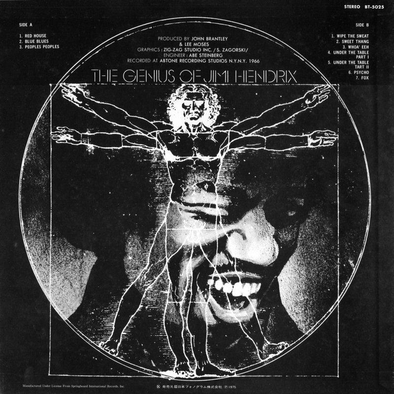 Discographie : Enregistrements pré-Experience & Ed Chalpin  - Page 5 TheGeniusOfJimiHendrixInsertBackJapon_zps6f28f669
