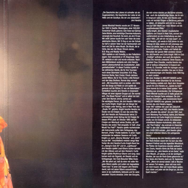 Discographie : Enregistrements pré-Experience & Ed Chalpin  - Page 2 TheLegendsOfRockInsideDroit