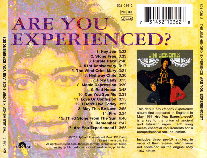 Discographie : Compact Disc   - Page 2 AreYouExperiencedPolydor521036-21993ADDBack_zpse7d8c01b