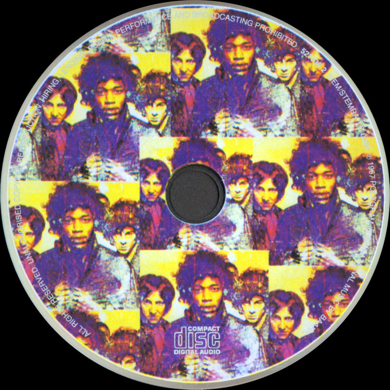 Discographie : Compact Disc   - Page 2 AreYouExperiencedPolydor521036-21993ADDLabel_zps6d1f86c2