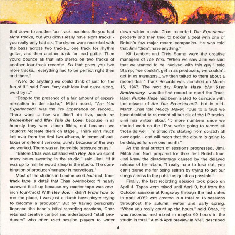 Discographie : Compact Disc   - Page 2 AreYouExperiencedPolydor521036-21993ADDlivret04_zpsc63a74d4