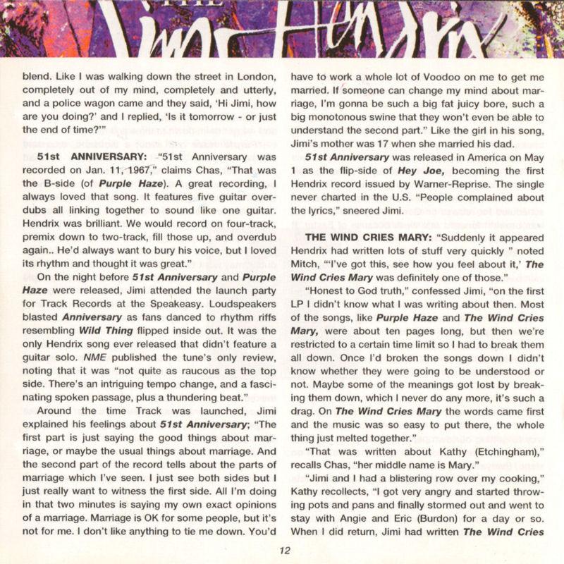 Discographie : Compact Disc   - Page 2 AreYouExperiencedPolydor521036-21993ADDlivret12_zpsda9bb2f2