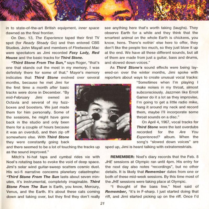 Discographie : Compact Disc   - Page 2 AreYouExperiencedPolydor521036-21993ADDlivret21_zps37d33063