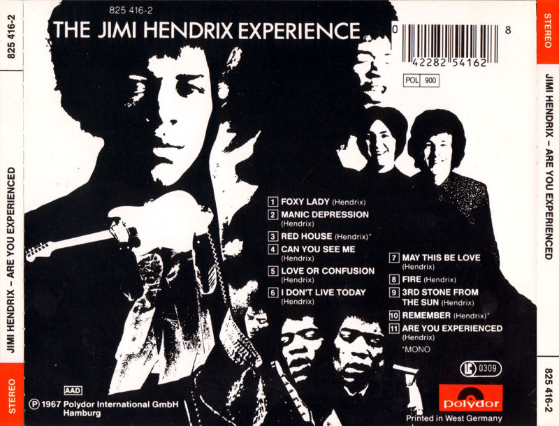 Discographie : Compact Disc   - Page 2 AreYouExperiencedPolydor825416-21989AADBack_zps04622a96