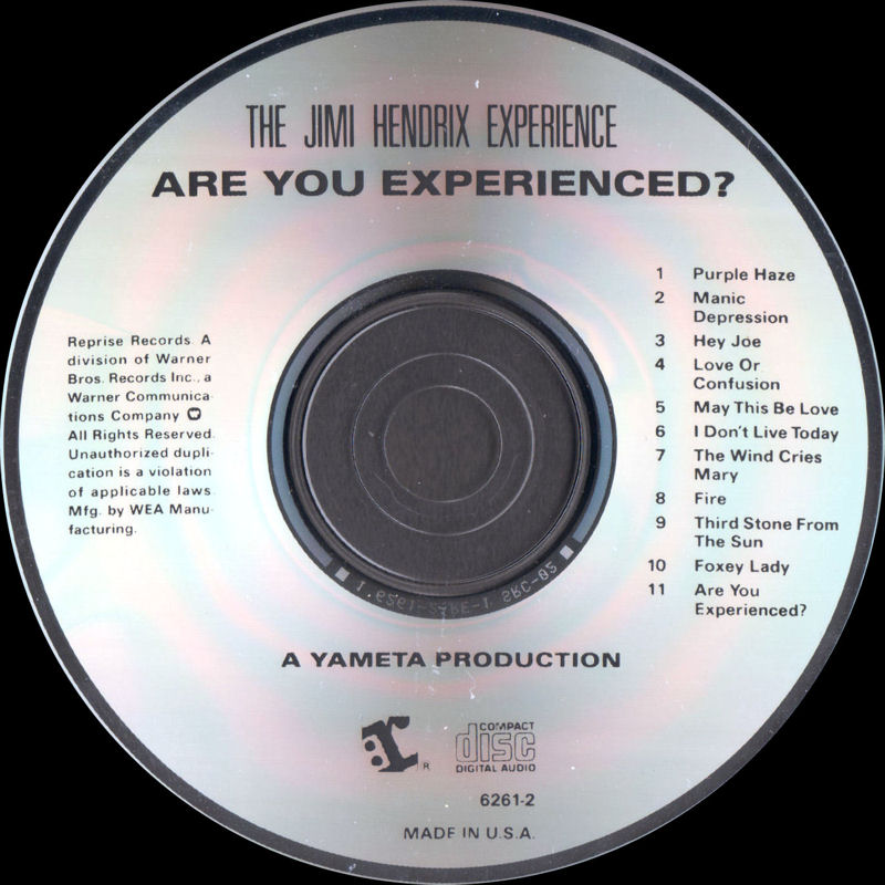 Discographie : Compact Disc   - Page 6 AreYouExperiencedReprise62611990ADDLabel_zps3dbc89f2