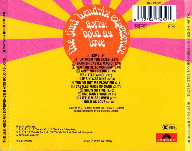 Discographie : Compact Disc   - Page 2 AxisBoldAsLovePolydor847243-21989Back_zps4dfe6343