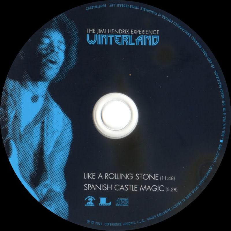 Discographie : Compact Disc   LikeaRollingStones-SpanishCastleMagicLabel
