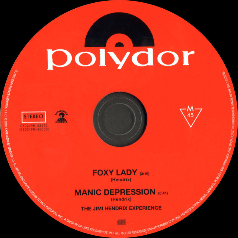 Discographie : Compact Disc   MCARecords0602498143612-FoxyLady-ManicDepressionLabel_zps129445bf
