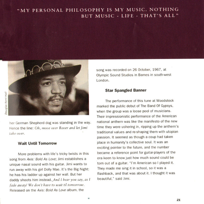 Discographie : Compact Disc   - Page 5 Polydor517235-2TheUltimateExperienceLivret20_zps33e288cc