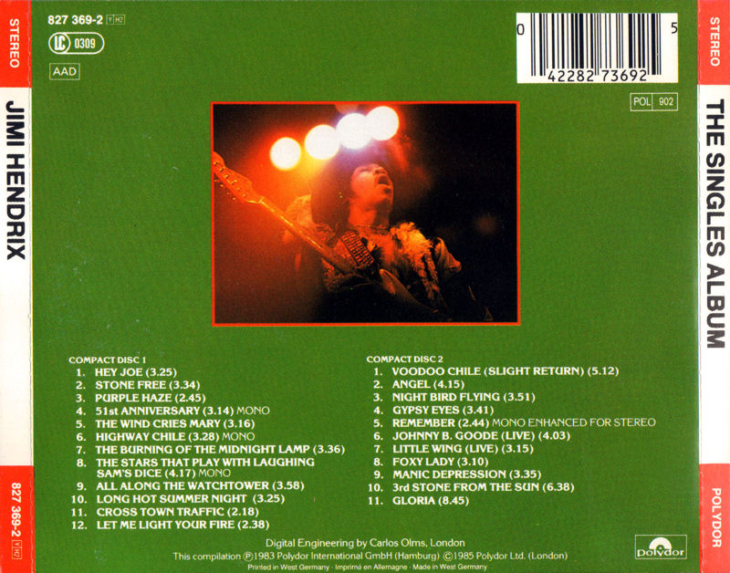 Discographie : Compact Disc   - Page 4 Polydor827369-2TheSinglesAlbumBack_zpsece773df