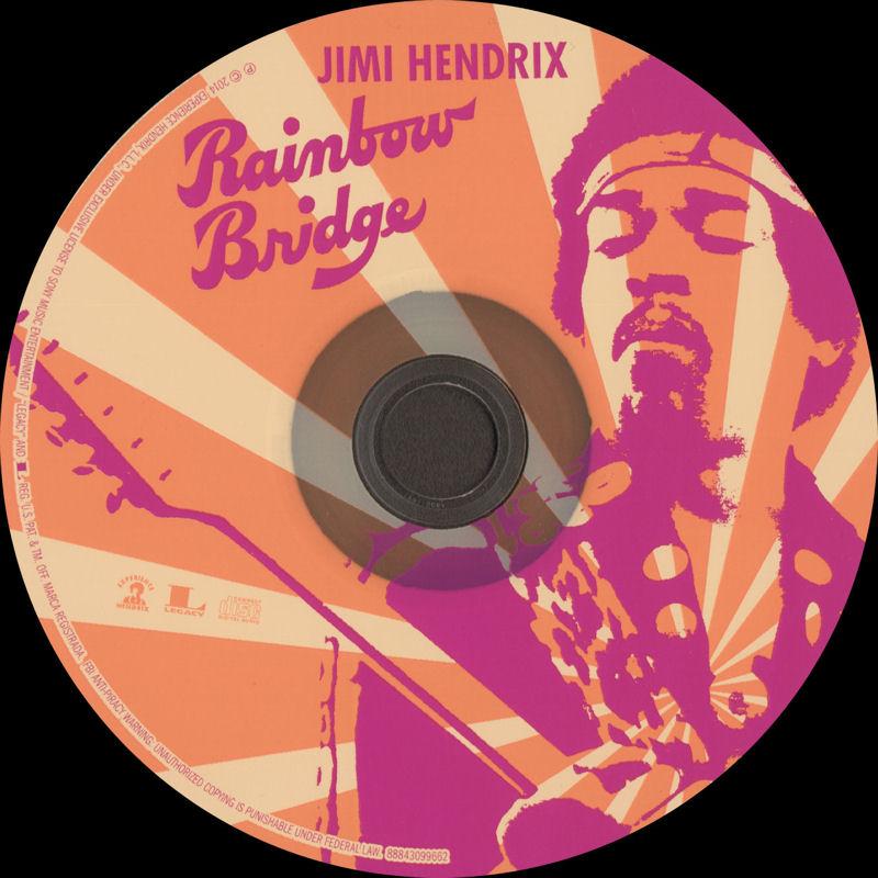 Discographie : Compact Disc   - Page 4 RainbowBridge2014Label_zps1ac95523