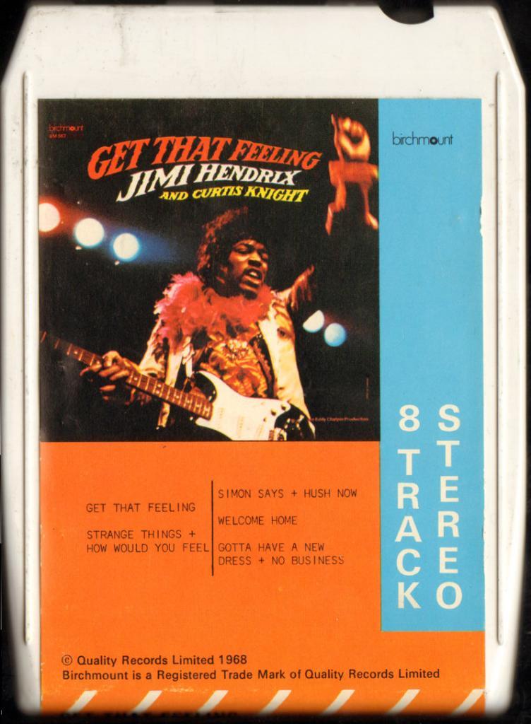 Discographie : Enregistrements pré-Experience & Ed Chalpin  - Page 6 GetThatFeelingCartridgeCanada_zpsa7a9cf18
