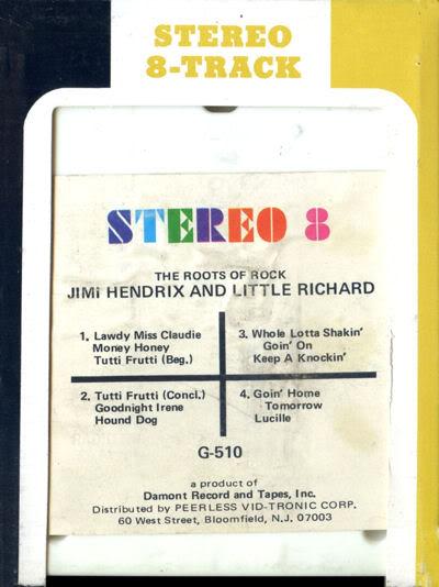Discographie : Enregistrements pré-Experience & Ed Chalpin  - Page 3 RootsOfRockBackcartridge
