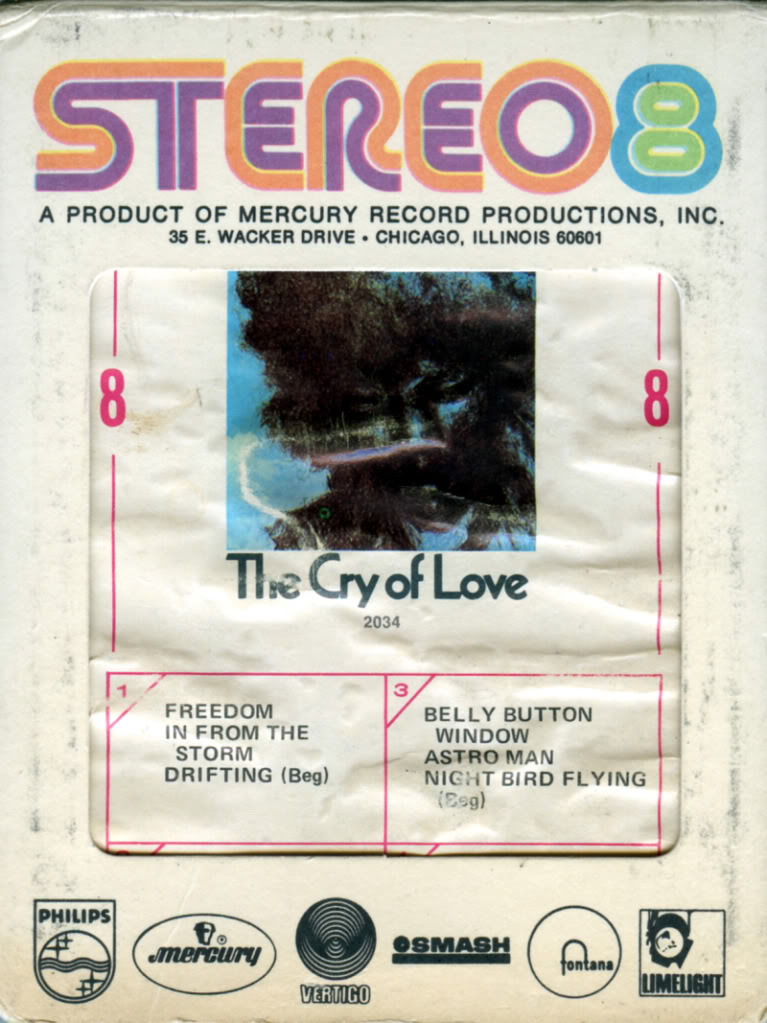 The Cry Of Love (1971) TheCryOfLove8pistes1