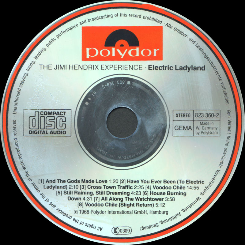 Discographie : Compact Disc   - Page 2 ElectricLadylandPolydor823359-21984Label1_zpsd934b796