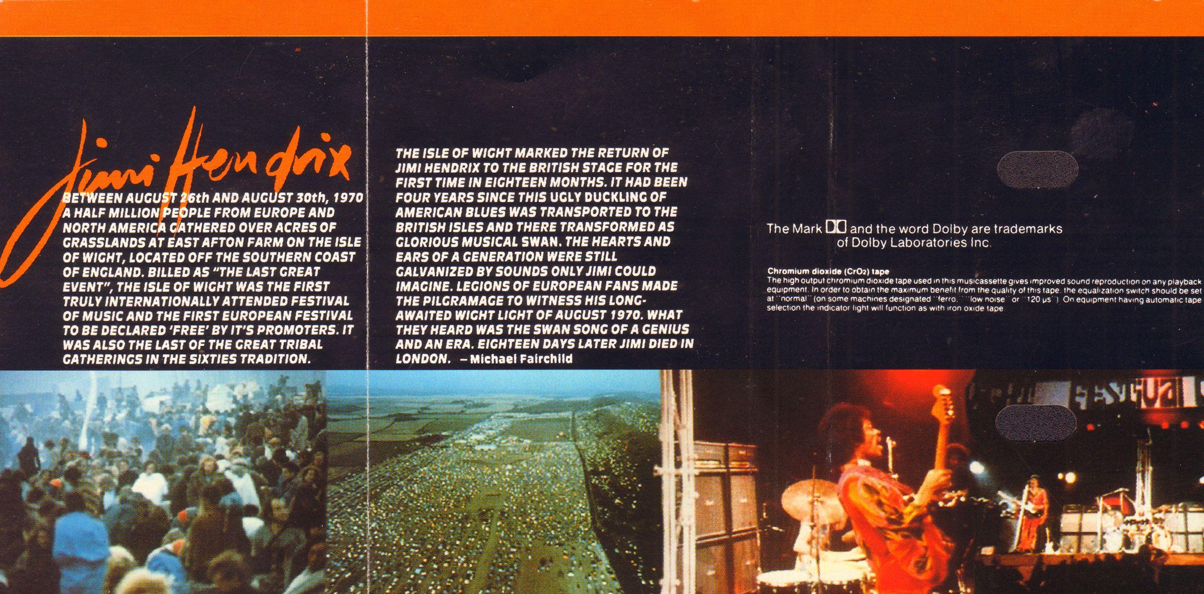 Live Isle Of Wight '70 (1991) 1991IsleOfWightK7InsideMCA847.236-4