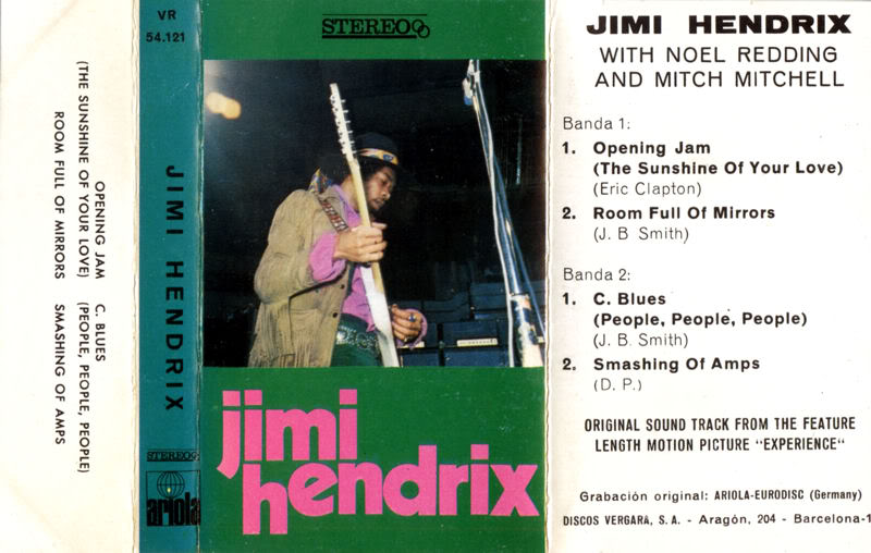 Londres (Royal Albert Hall) : 24 février 1969 - Page 2 JimiHendrixRAHAriolaVR54121K7jaquette