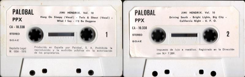 Discographie : Enregistrements pré-Experience & Ed Chalpin  - Page 7 K7Vol10PalobalCA10338Label_zps2356e75f