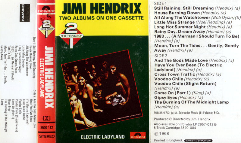 Discographie : Rééditions & Compilations - Page 7 Polydor3500112-ElectricLadylandK7