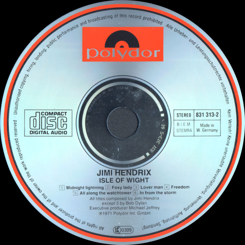 Discographie : Compact Disc   - Page 4 IsleOfWightPolydor831313-21988Label_zpscee9698a