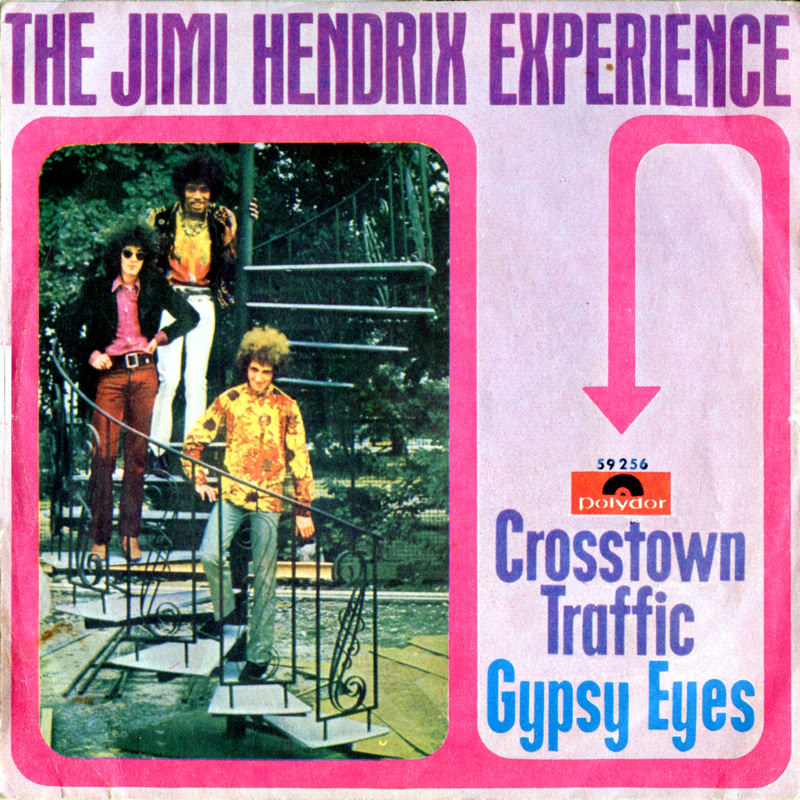 Discographie : 45 Tours : SP,  EP,  Maxi 45 tours - Page 4 1968%20Polydor59256CrosstownTraffic-GypsyEyesItaly