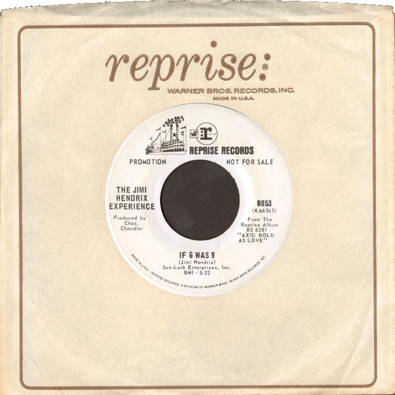 Discographie : 45 Tours : SP,  EP,  Maxi 45 tours - Page 10 1969%20Reprise%200853promosideBUSA