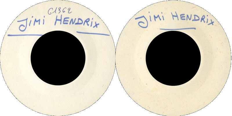Discographie : 45 Tours : SP,  EP,  Maxi 45 tours - Page 2 1970%20Barclay%20G1362%20TestPressing%20Changes-MessageToLove