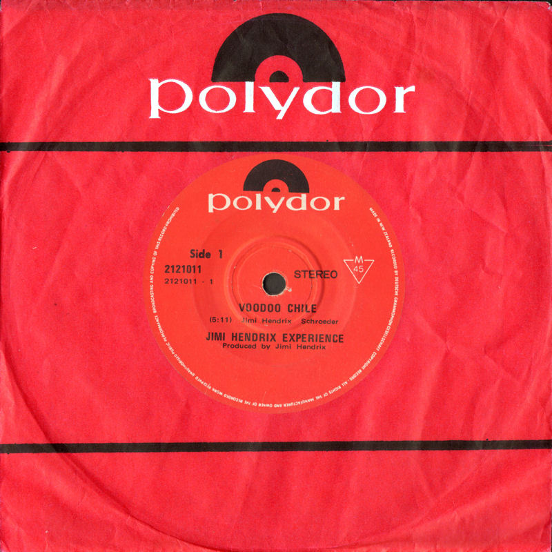 Discographie : 45 Tours : SP,  EP,  Maxi 45 tours - Page 10 1970%20Polydor%202121011VoodooChile-HeyJoe-AllAlongTheWatchtowerNewZealandBack