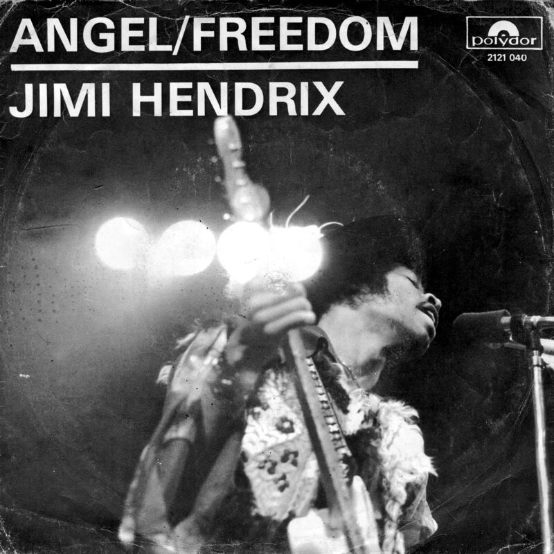 Discographie : 45 Tours : SP,  EP,  Maxi 45 tours - Page 8 1971%20Polydor%202121040-Angel-FreedomFrontHollande