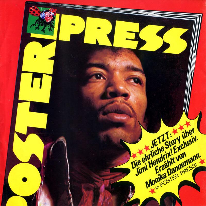 Discographie : 45 Tours : SP,  EP,  Maxi 45 tours - Page 4 1974%20PosterPress3