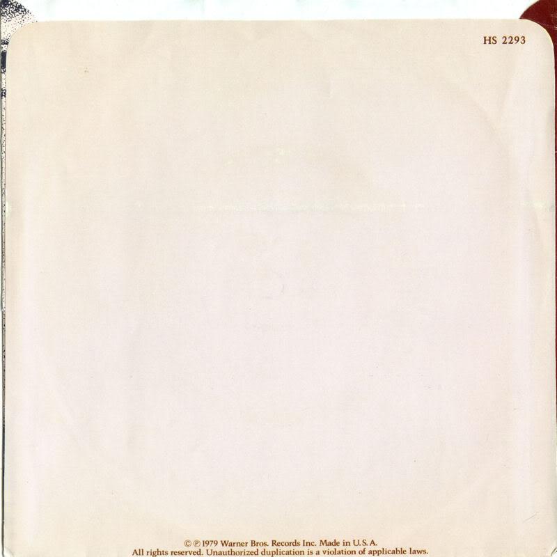 Discographie : 45 Tours : SP,  EP,  Maxi 45 tours - Page 3 1979%20Reprise%20EP-2293-GloriaBackUSA