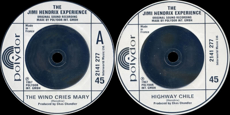 Discographie : 45 Tours : SP,  EP,  Maxi 45 tours - Page 4 1980%20Polydor%202141277-TheWindCriesMary-HighwayChileEngland