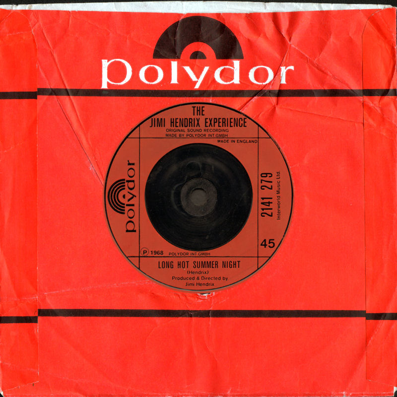 Discographie : 45 Tours : SP,  EP,  Maxi 45 tours - Page 10 1980%20Polydor%202141279AllAlongTheWatchtower-LongHotSummerNightUKB