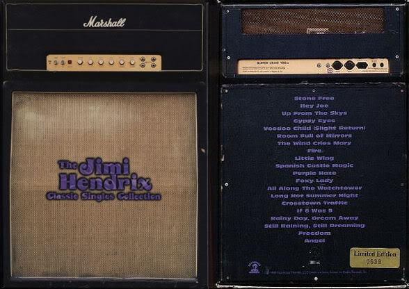 Discographie : 45 Tours : SP,  EP,  Maxi 45 tours - Page 3 1998%20Experience%20Hendrix%20RTH-1007%20ClassicSingles
