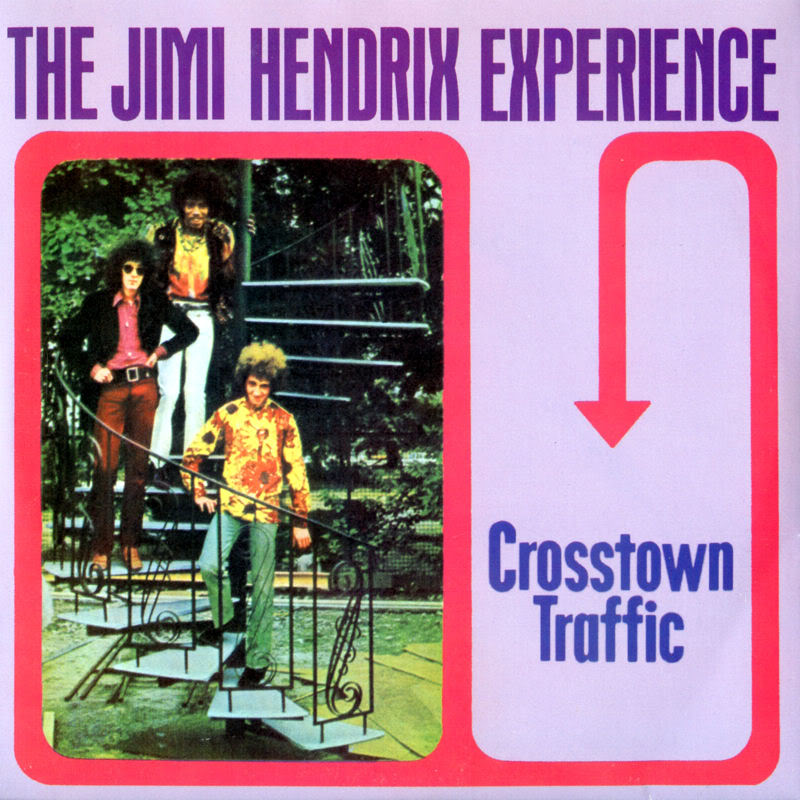 Discographie : 45 Tours : SP,  EP,  Maxi 45 tours - Page 3 1998%20Experience%20Hendrix%20RTH-1007-CrosstownTraffic-If6Was9Front