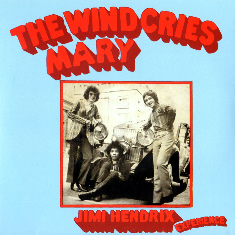 Discographie : 45 Tours : SP,  EP,  Maxi 45 tours - Page 2 1998%20Experience%20Hendrix%20RTH-1007-TheWindCriesMary-FireFront
