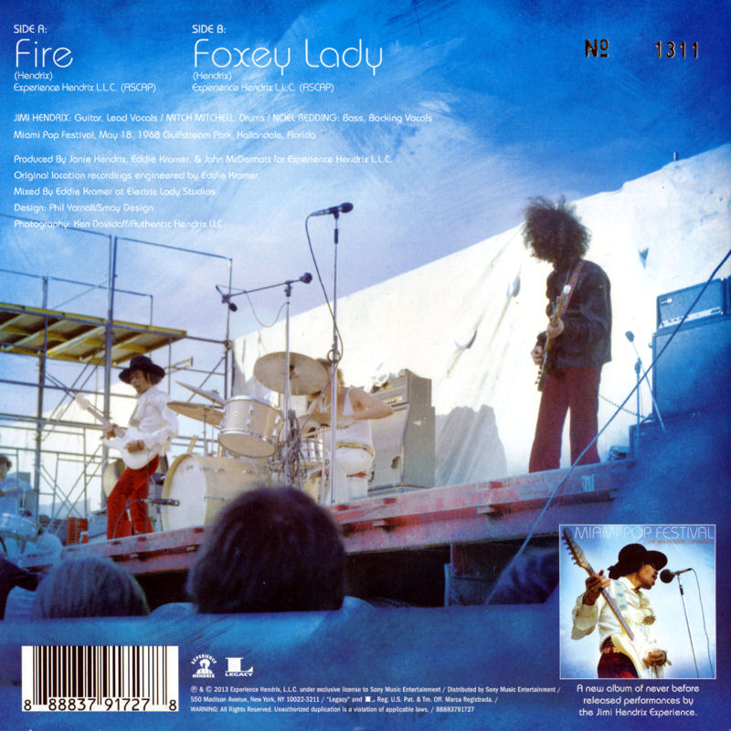 Discographie : 45 Tours : SP,  EP,  Maxi 45 tours - Page 10 2013%20Experience%20Hendrix%2088837917278%20FireFoxeyLadyBack