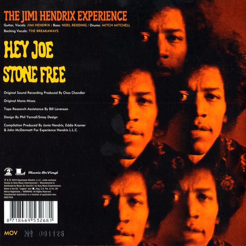Discographie : 45 Tours : SP,  EP,  Maxi 45 tours - Page 10 2013%20Sony%2088765439527%20HeyJoe-StoneFreeBack