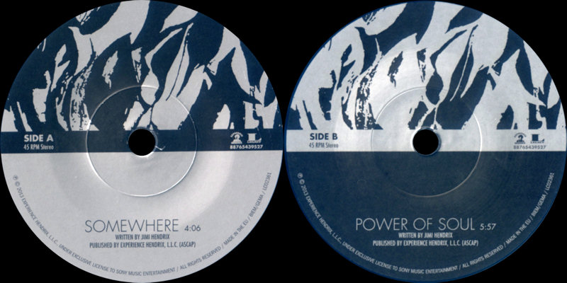 Discographie : 45 Tours : SP,  EP,  Maxi 45 tours - Page 9 2013%20Sony%2088765439527-Somewhere-PowerOfSoulLabel