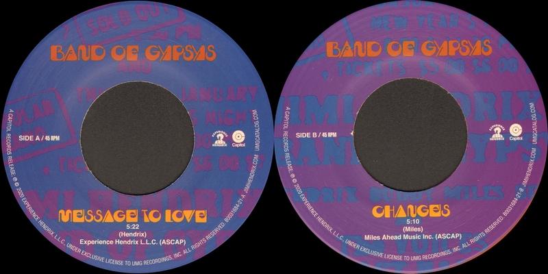 Discographie : 45 Tours : SP,  EP,  Maxi 45 tours - Page 12 ExperienceHendrix-CapitolB0031684-21MessageToLoveLabel