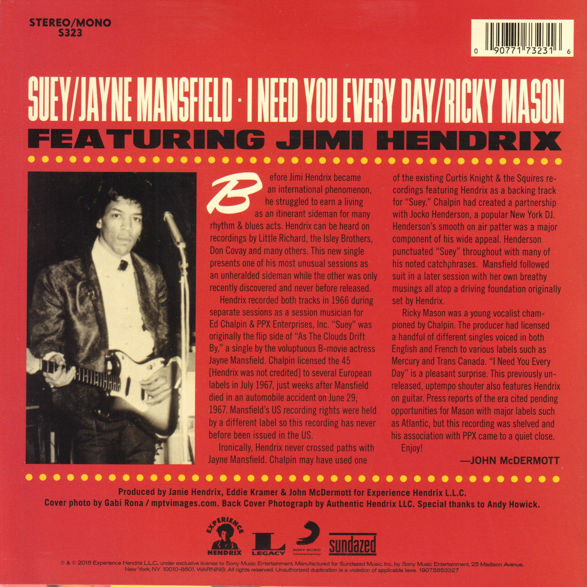 Discographie : Enregistrements pré-Experience & Ed Chalpin  - Page 9 ExperienceHendrixS323%20-%20Jimi%20Hendrix%20-%20Jayne%20Mansfield%20-%20Back