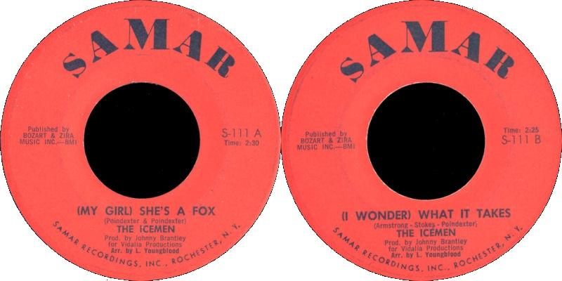Discographie : Enregistrements pré-Experience & Ed Chalpin  - Page 5 SmarS-111-Shesafox-WhatItTakes