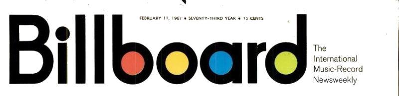 Magazines Américains Billboard11fevrier1967J_page1_image1