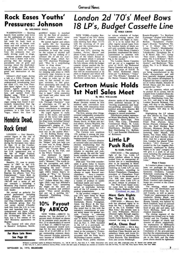 Magazines Américains Billboard26septembre1970_page3_image1